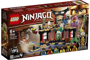 LEGO LEGO NINJAGO Toernooi der Elementen - 71735