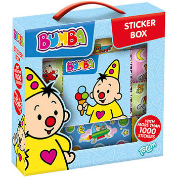 Bumba - Stickerbox