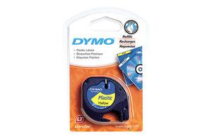 DYMO DYMO S0721620 labelprinter-tape Zwart op geel
