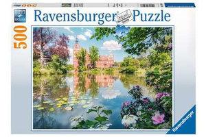 Ravensburger Puzzel (500stuks) - Sprookjeskasteel Moskou