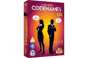 White goblin Codenames - XXL