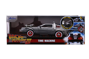Jada Toys Back to the Future 3 - Time Machine