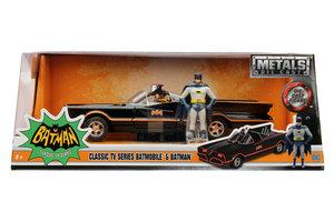 Jada Toys Batman 1966 Classic Batmobile