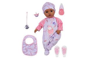 Zapf Creation Baby Annabell - Leah bruin 43 cm