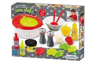 Écoiffier Mixed saladeset