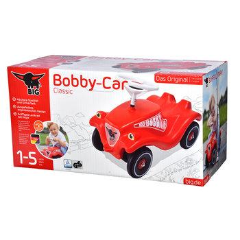 BIG Bobby Car Classic loopauto - rood