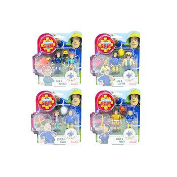 Brandweerman Sam - Figuur 2-pack - 1 exemplaar