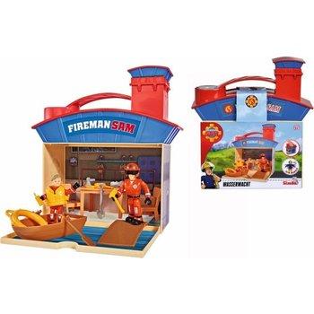 Brandweerman Sam - Reddingscentrum (draagbare koffer)