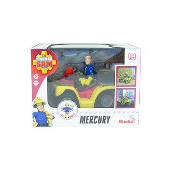 Brandweerman Sam - Quad Mercury met Sam
