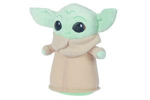 Disney Star Wars - knuffel The Mandalorian The Child Baby Yoda (18cm)