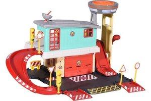 Dickie Toys Brandweerman Sam - Brandweerkazerne