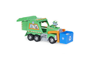 Spin Master Paw Patrol - Rocky Reuse it Truck Rocky