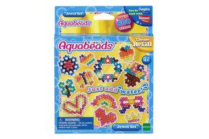 Aquabeads Aquabeads Thema navulling : juwelenset