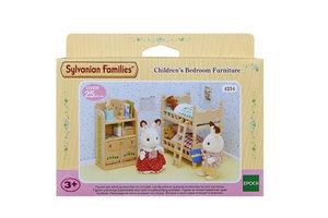 Sylvanian Families Sylvanian Families - Kinderslaapkamermeubels