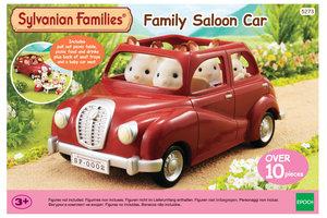 Sylvanian Families Sylvanian Families - Salonwagen voor de familie