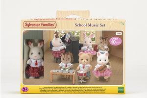 Sylvanian Families Sylvanian Families - School muziek set