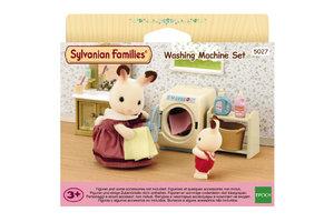 Sylvanian Families Sylvanian Families - Wasmachine set