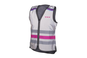wowow Lucy Jacket Full Reflective Pink - M