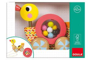 Jumbo Trekspeelgoed (hout) - Eend