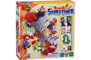 Epoch Super Mario - Blow Up! Shaky Tower