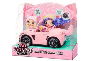 MGA Entertainment Na! Na! Na! Surprise Soft Plush Convertible Poppenauto