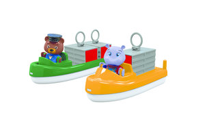 Aquaplay AquaPlay Container- & Transportboot