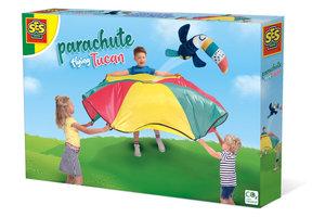 SES Creative SES Creative Parachute vliegende toekan
