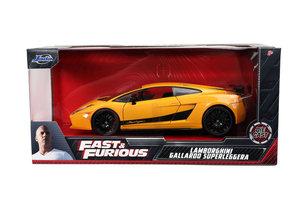 Jada Toys Fast & Furious Lamborghini Gallardo