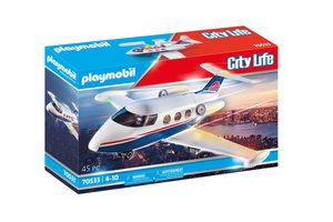 Playmobil PM City Life - Privévliegtuig 70533