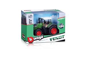 Burago Tractor :  Fendt OF New Holland OF Massey Ferguson : 1 exemplaar