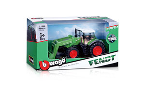 Burago Tractor Fendt OF New Holland OF Massey Ferguson : 1 exemplaar
