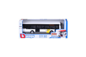 Burago City Bus - De Lijn : 1/64