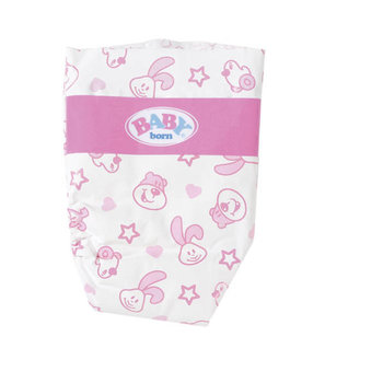 Zapf BABY Born - pampers 5-pack