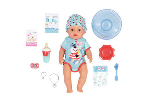 Zapf Creation BABY born - Magic Boy 43 cm