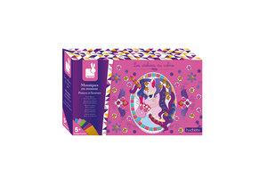 janod Janod Atelier : Foam Mosaic - Pony's & Eenhoorns