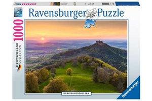 Ravensburger Puzzel (1000stuks) - Burg Hohenzollern