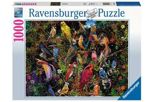 Ravensburger Puzzel (1000stuks) - Birds of Art