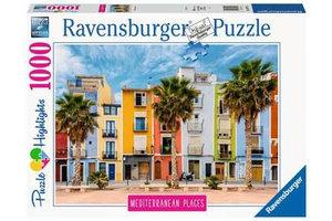 Ravensburger Puzzel (1000stuks) - Mediterrean Spanje