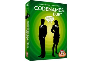 White goblin Codenames - Duet