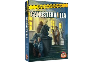 White goblin Inspecteur Hoogstraten - Gangstervilla