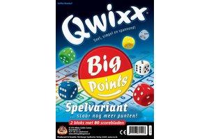 White goblin Qwixx Big Points