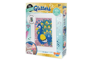Buki Glitters - Pauw