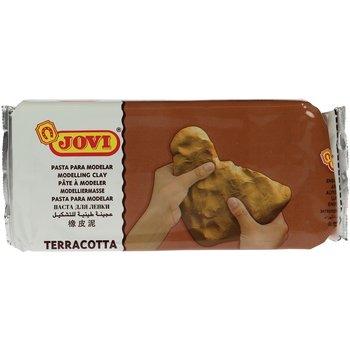 Jovi Boetseerklei (hardwordende) 1000gr - terracotta