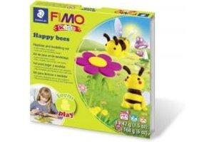 staedtler Fimo Kids Kleiset - Happy Bees