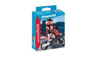 Playmobil PM Special PLUS - Motorcrosser 9357
