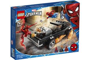 LEGO LEGO Marvel Spider-Man - Spider-Man en Ghostrider vs. Carnage - 76173