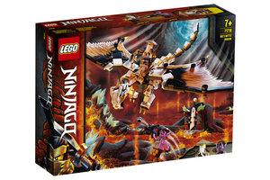 LEGO LEGO NINJAGO Wu's gevechtsdraak - 71718