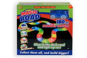 Magic Road Glow-in-the-Dark - 180-delig
