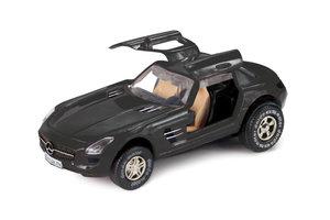 Darda Darda Raceauto Mercedes-Benz SLS AMG Zwart