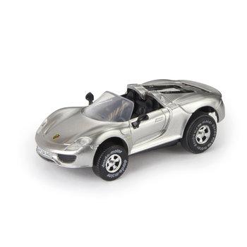 Darda Darda Raceauto Porsche 918 Spyder Zilver